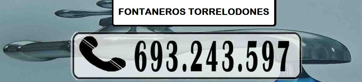 Fontaneros Torrelodones Urgentes